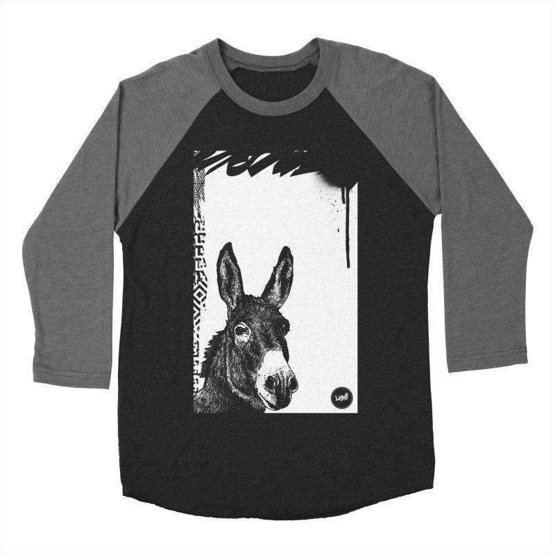 Fella Men's Baseball Triblend Longsleeve T-Shirt by StudioDaboo's Artist Shop