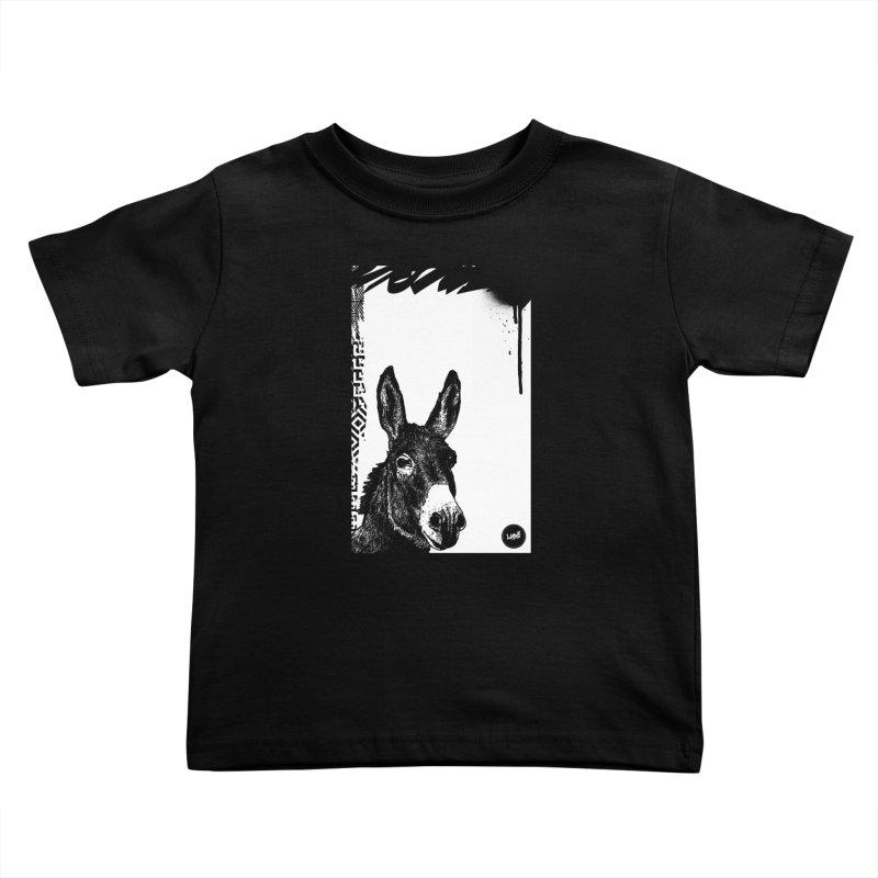 Fella Kids Toddler T-Shirt by StudioDaboo's Artist Shop