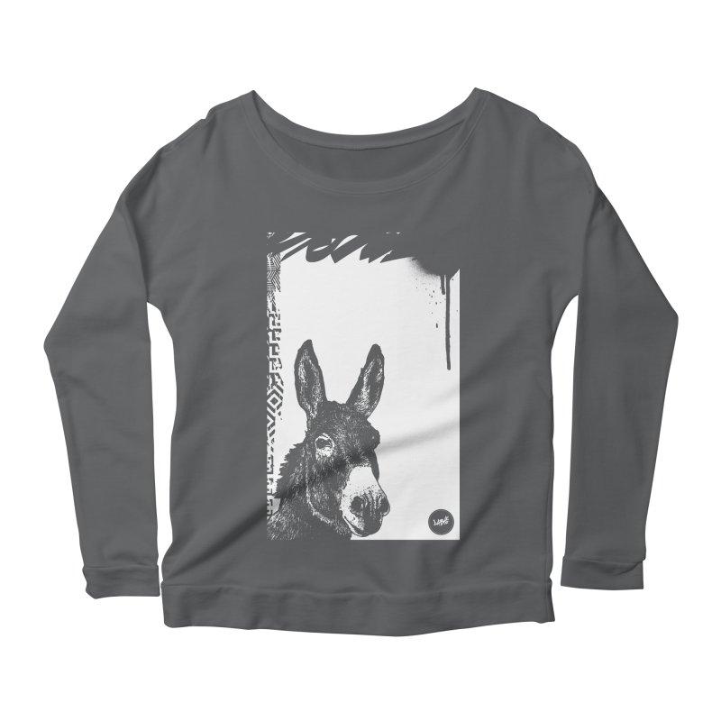 Fella Women's Scoop Neck Longsleeve T-Shirt by StudioDaboo's Artist Shop