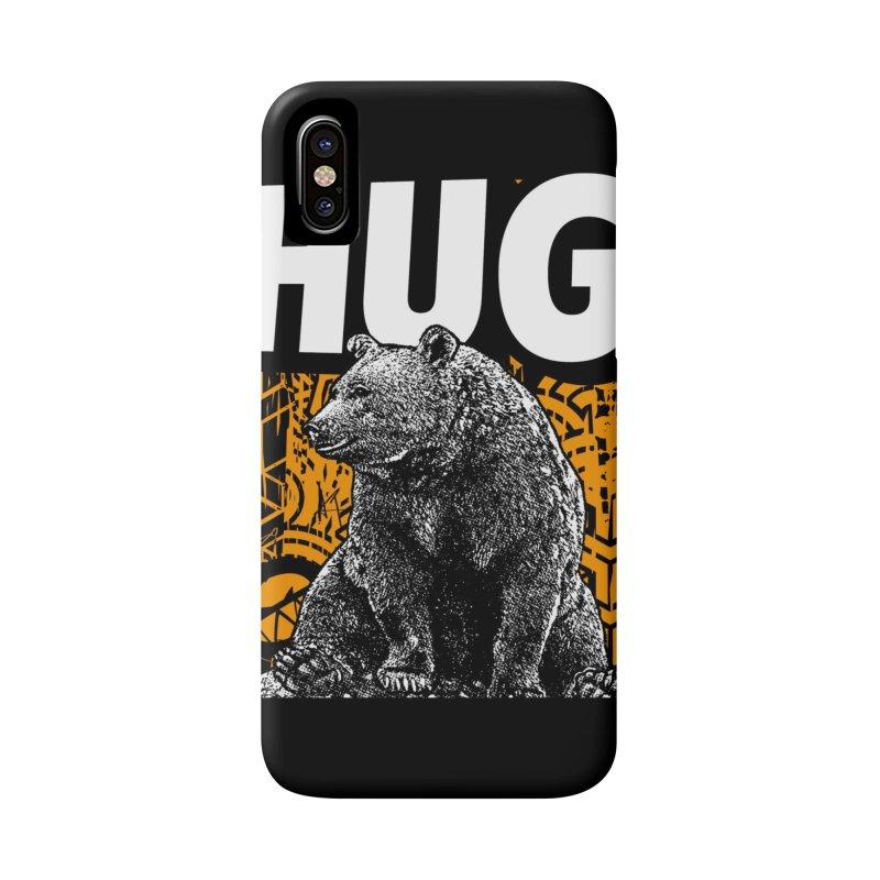 Bear Hug Accessories Phone Case by StudioDaboo's Artist Shop