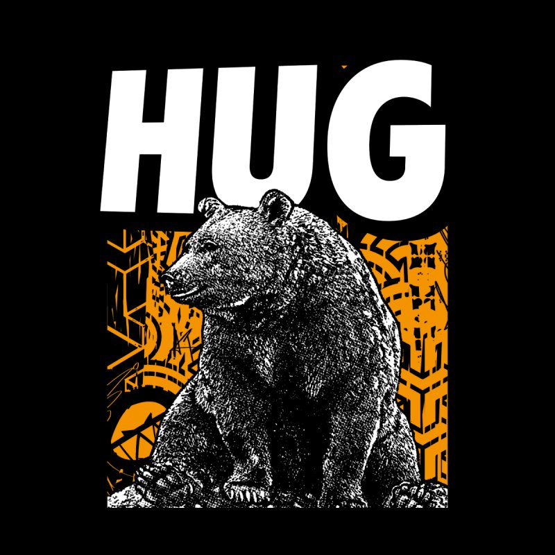 Bear Hug by StudioDaboo's Artist Shop