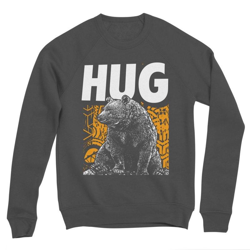 Bear Hug Women's Sponge Fleece Sweatshirt by StudioDaboo's Artist Shop