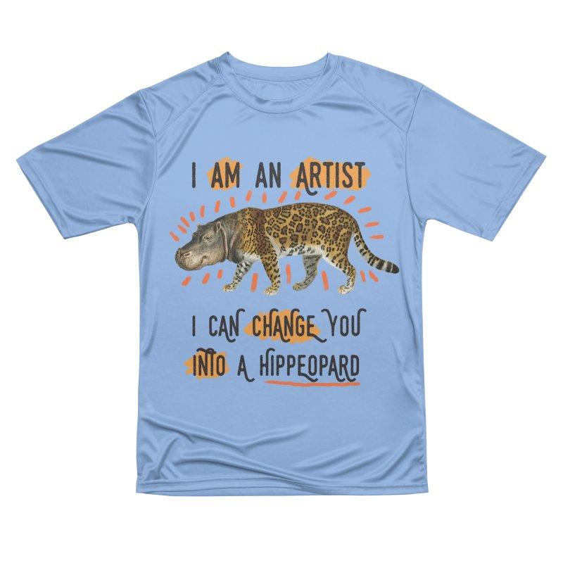 I am Hippeopard Women's T-Shirt by STUDIO FORONDA DESIGN SHOP