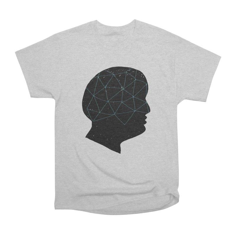 INSIDE & OUT Women's Classic Unisex T-Shirt by STUDIO FORONDA DESIGN SHOP
