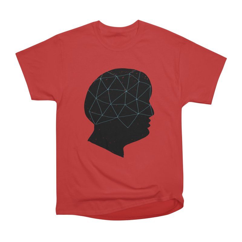 INSIDE & OUT Men's Classic T-Shirt by STUDIO FORONDA DESIGN SHOP