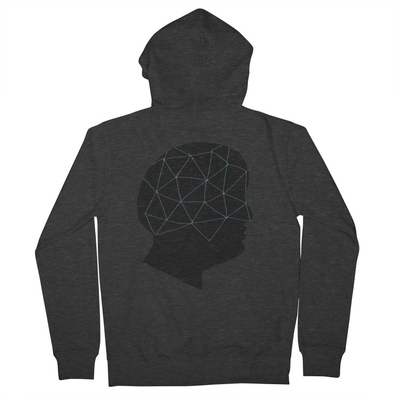 INSIDE & OUT Women's French Terry Zip-Up Hoody by STUDIO FORONDA DESIGN SHOP