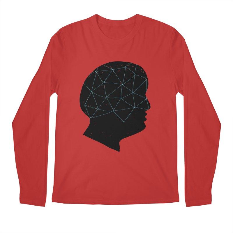 INSIDE & OUT Men's Longsleeve T-Shirt by STUDIO FORONDA DESIGN SHOP