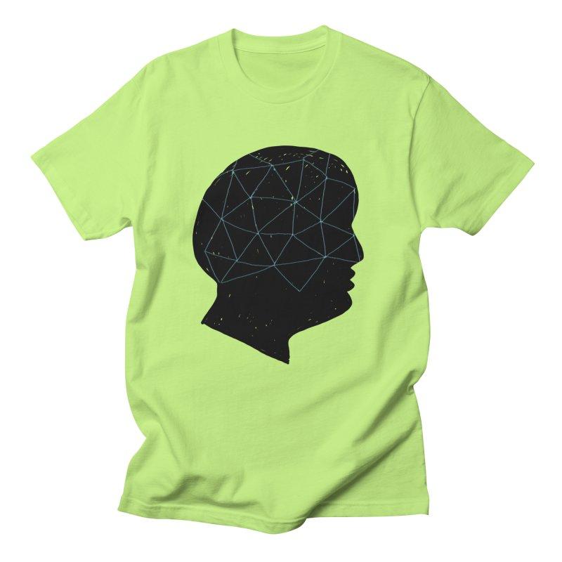 INSIDE & OUT Men's T-Shirt by STUDIO FORONDA DESIGN SHOP