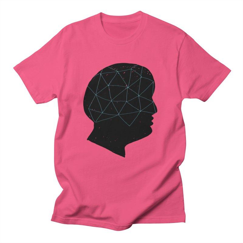 INSIDE & OUT Men's Regular T-Shirt by STUDIO FORONDA DESIGN SHOP