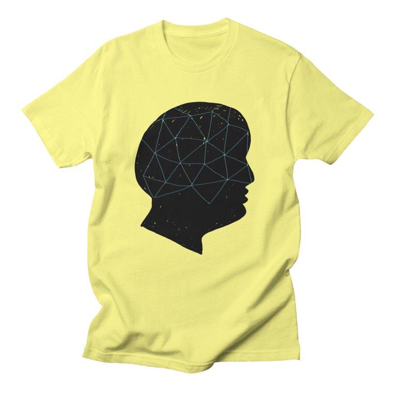 INSIDE & OUT Women's Regular Unisex T-Shirt by STUDIO FORONDA DESIGN SHOP