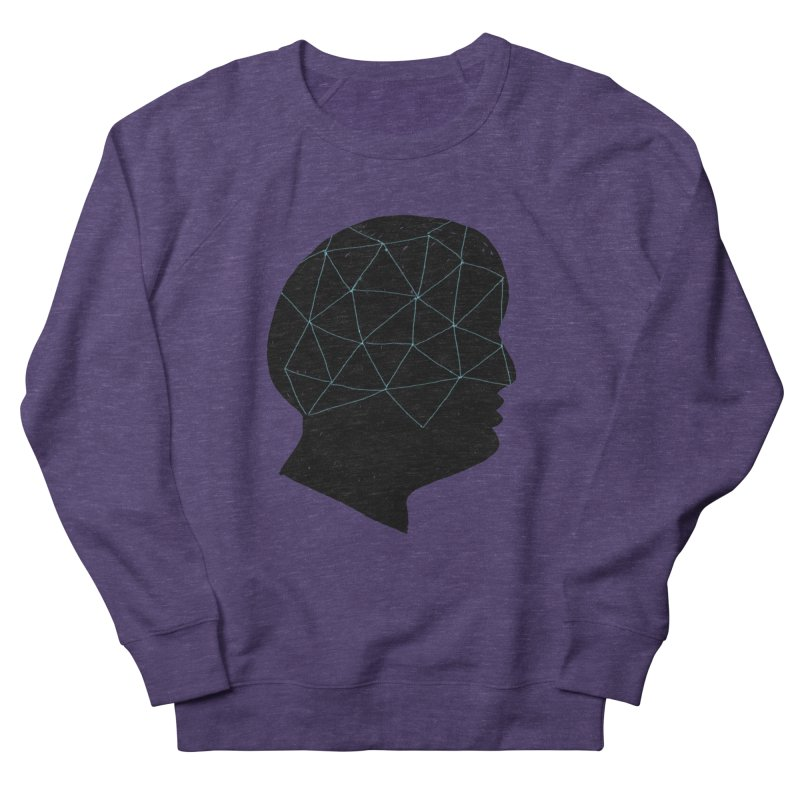 INSIDE & OUT Men's Sweatshirt by STUDIO FORONDA DESIGN SHOP
