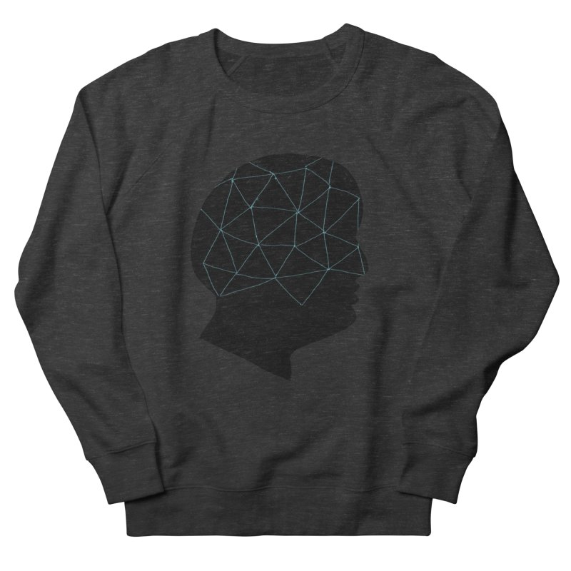 INSIDE & OUT Men's French Terry Sweatshirt by STUDIO FORONDA DESIGN SHOP