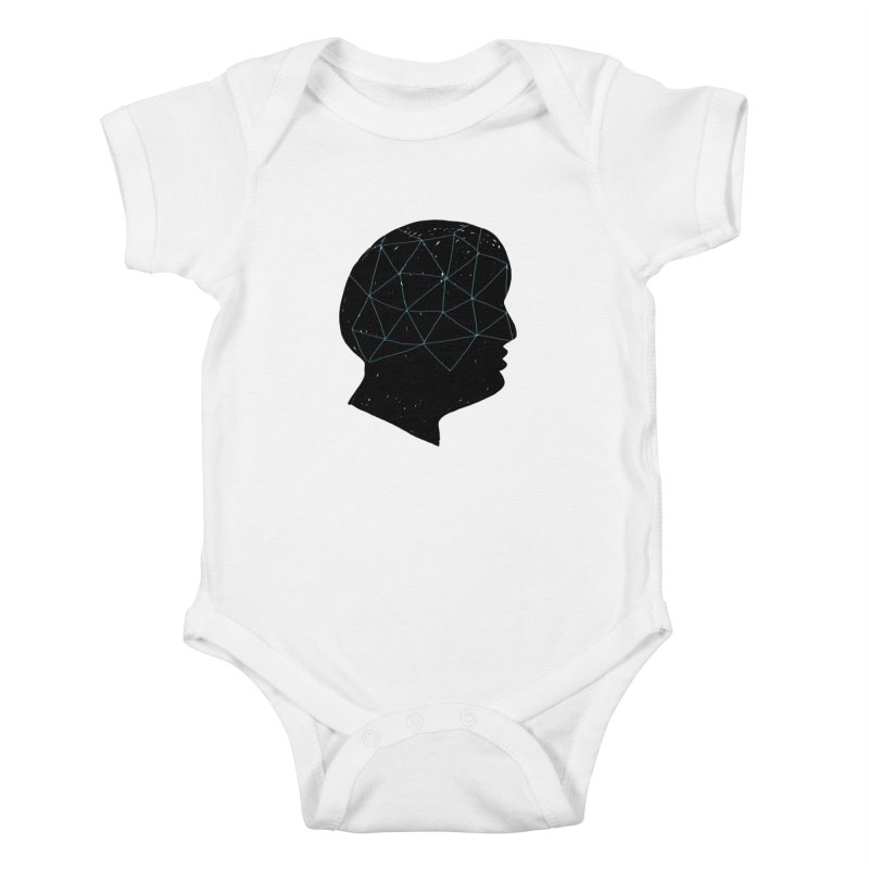 INSIDE & OUT Kids Baby Bodysuit by STUDIO FORONDA DESIGN SHOP