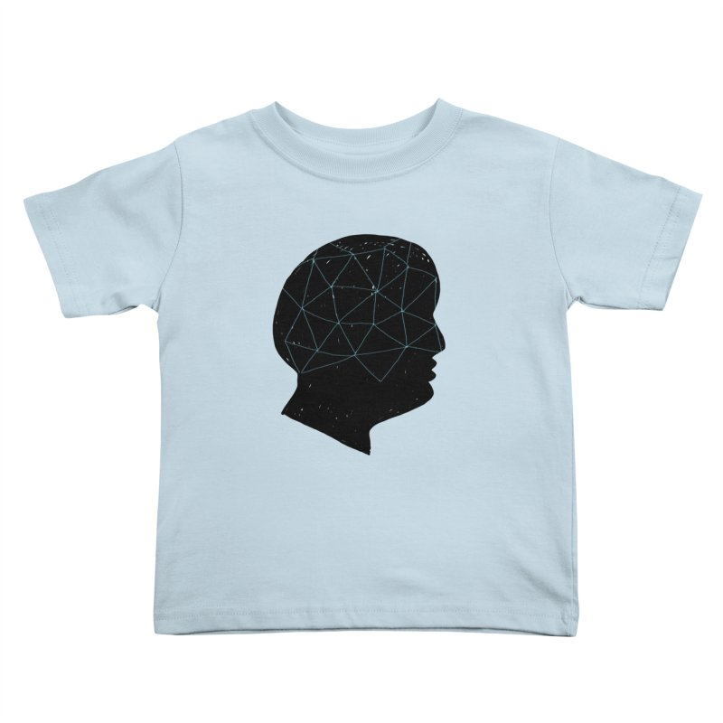 INSIDE & OUT Kids Toddler T-Shirt by STUDIO FORONDA DESIGN SHOP