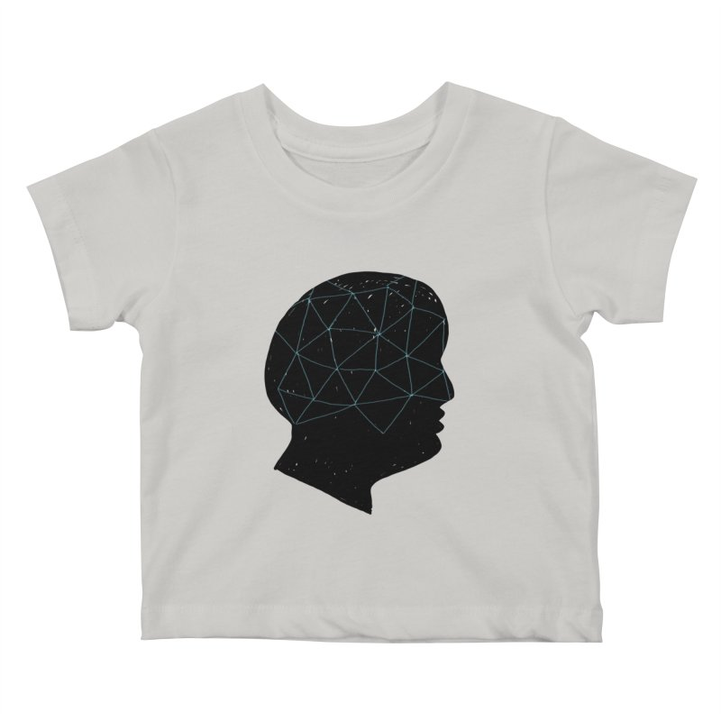 INSIDE & OUT Kids Baby T-Shirt by STUDIO FORONDA DESIGN SHOP