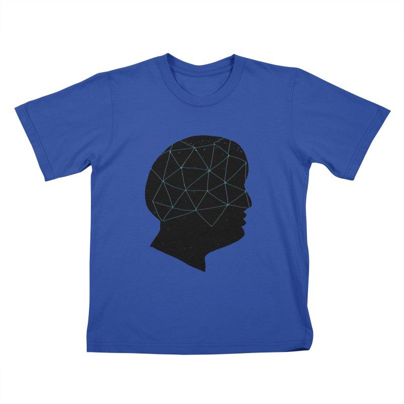 INSIDE & OUT Kids T-Shirt by STUDIO FORONDA DESIGN SHOP