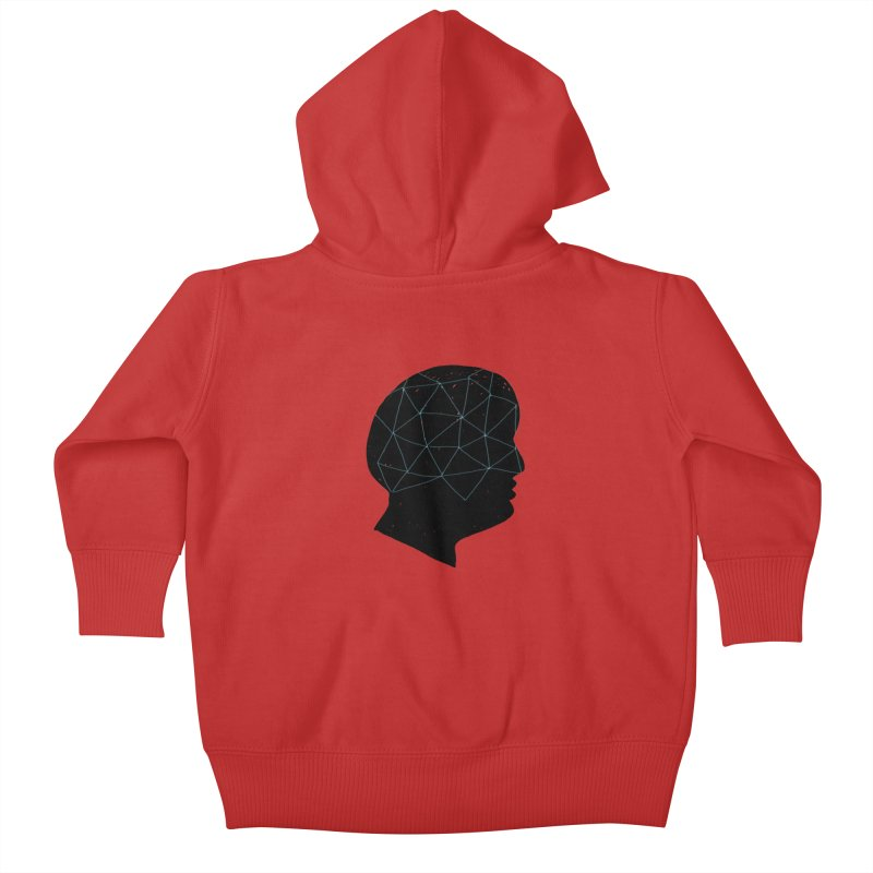 INSIDE & OUT Kids Baby Zip-Up Hoody by STUDIO FORONDA DESIGN SHOP