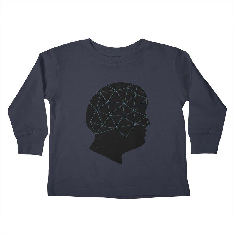 INSIDE & OUT Kids Toddler Longsleeve T-Shirt by STUDIO FORONDA DESIGN SHOP