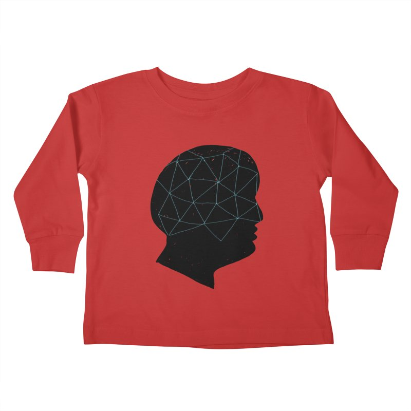 INSIDE & OUT Kids Toddler Longsleeve T-Shirt by STUDIO FORONDA DESIGN SHOP
