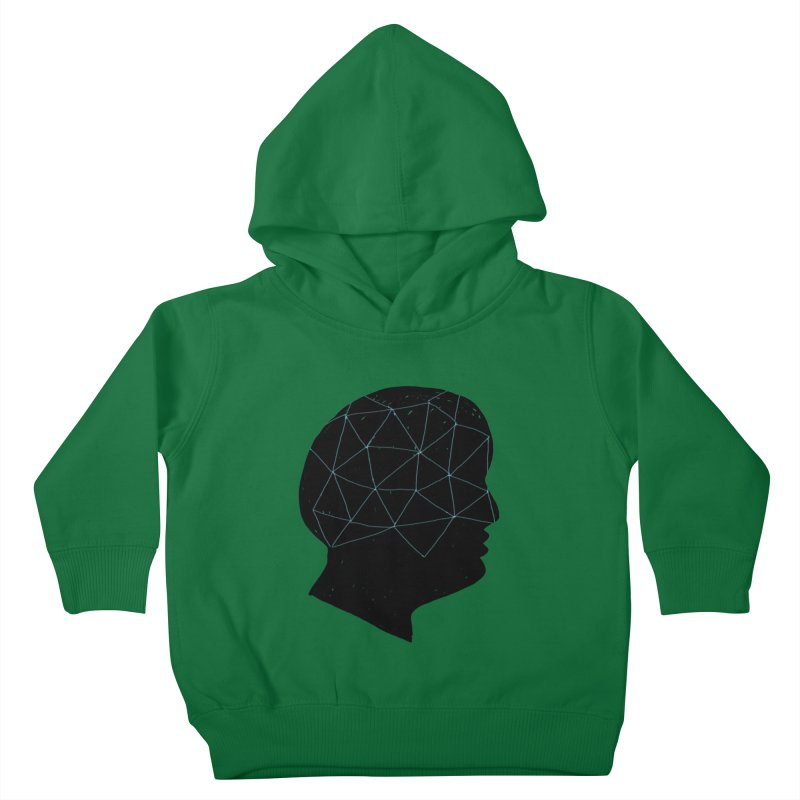 INSIDE & OUT Kids Toddler Pullover Hoody by STUDIO FORONDA DESIGN SHOP