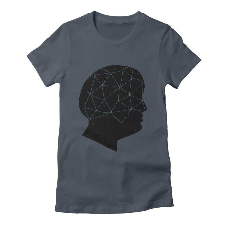 INSIDE & OUT Women's T-Shirt by STUDIO FORONDA DESIGN SHOP