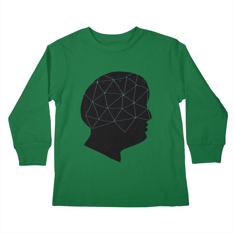 INSIDE & OUT Kids Longsleeve T-Shirt by STUDIO FORONDA DESIGN SHOP