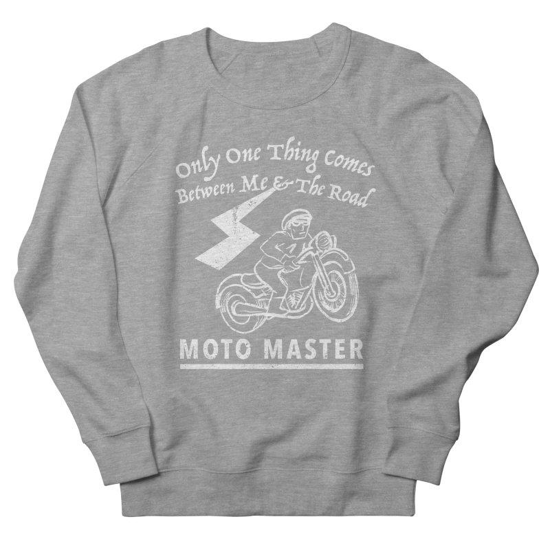 MOTO MASTER Women's Sweatshirt by STUDIO FORONDA DESIGN SHOP