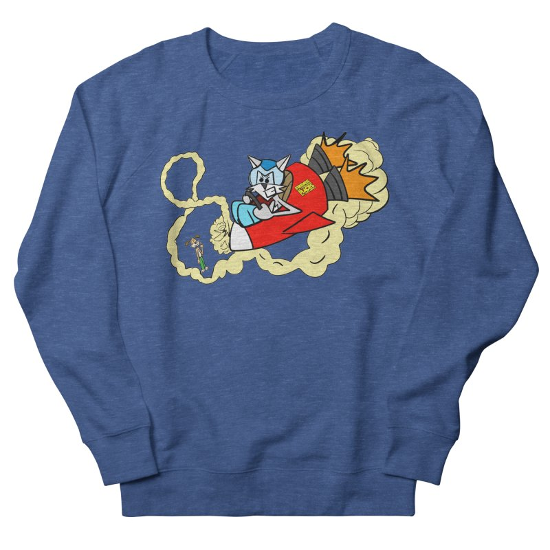 Rocket Who Women's Sweatshirt by studiomogura's Artist Shop