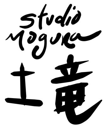 studiomogura's Artist Shop Logo
