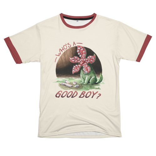 Design for Who's a good boy? - Stranger Things
