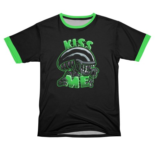 Design for Kiss Me - Green