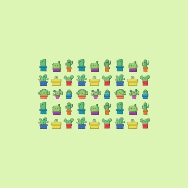 image for Cactus Family