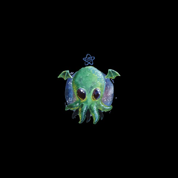 image for Cute Cthulhu
