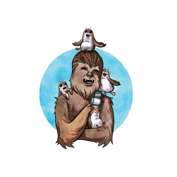 image for Chewe and his porgs