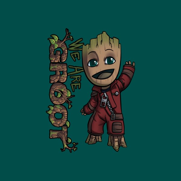 image for We are Groot!