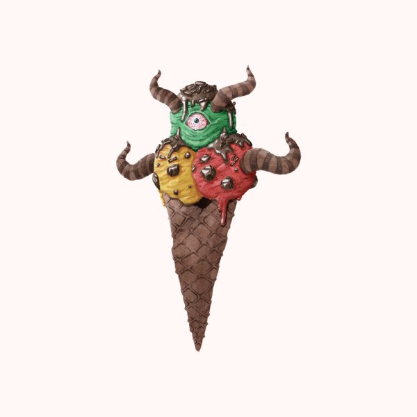 image for Monsterlicious - Demon Ice Cream
