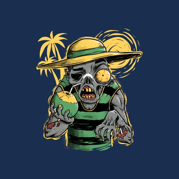 Design for Vacation Zombie