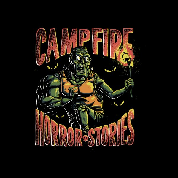 Design for Campfire Horror Stories
