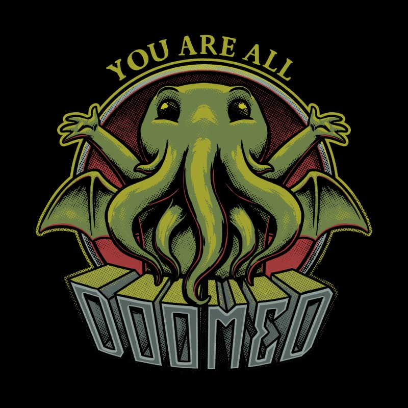You Are All Doomed Men's T-Shirt by Studio Mootant's Artist Shop