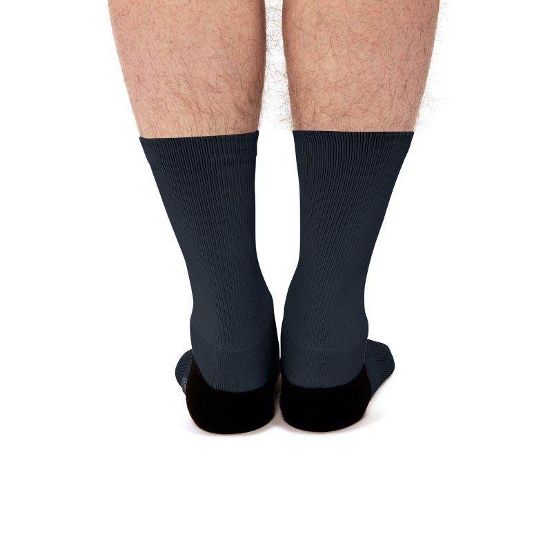 Elk Grove Deadites Men's Socks by Studio Mootant's Artist Shop
