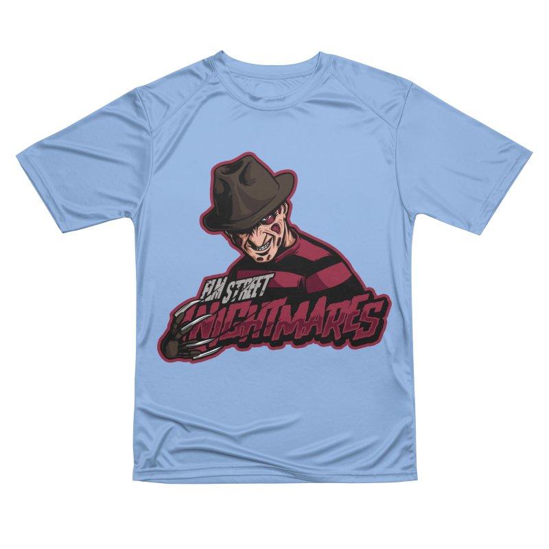 Elm Street Nightmares Men's T-Shirt by Studio Mootant's Artist Shop