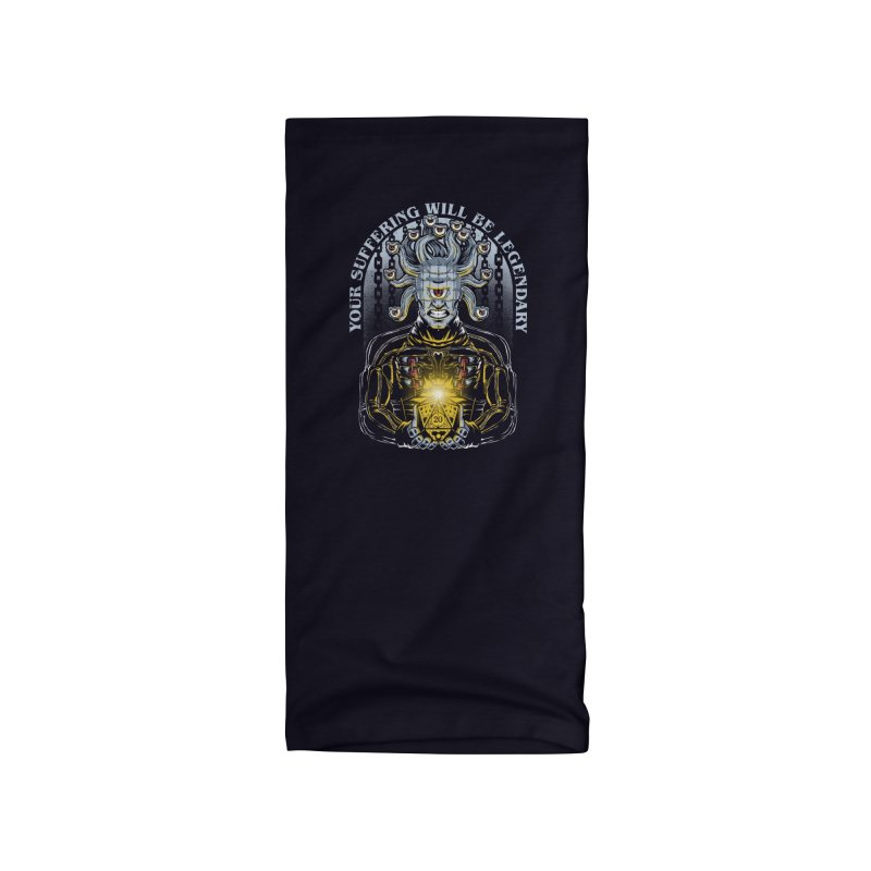 RPG - Your Suffering Will be Legendary Accessories Neck Gaiter by Studio Mootant's Artist Shop