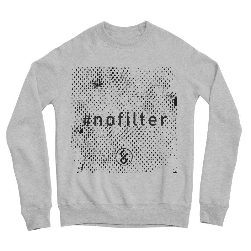 #nofilter Men's Sponge Fleece Sweatshirt by Studio S