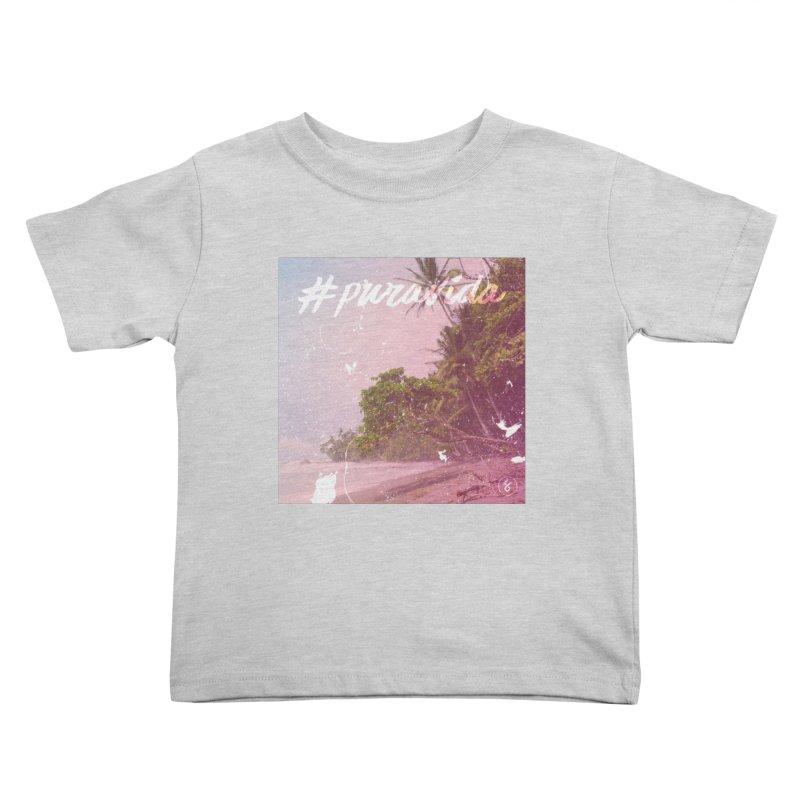 #puravida Kids Toddler T-Shirt by Studio S