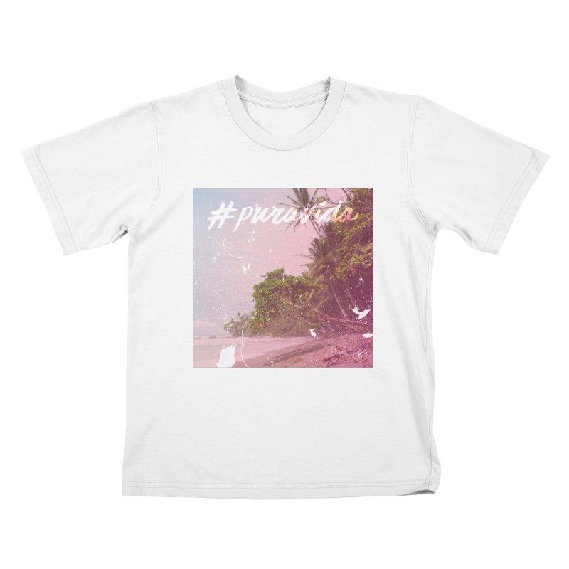 #puravida Kids T-Shirt by Studio S