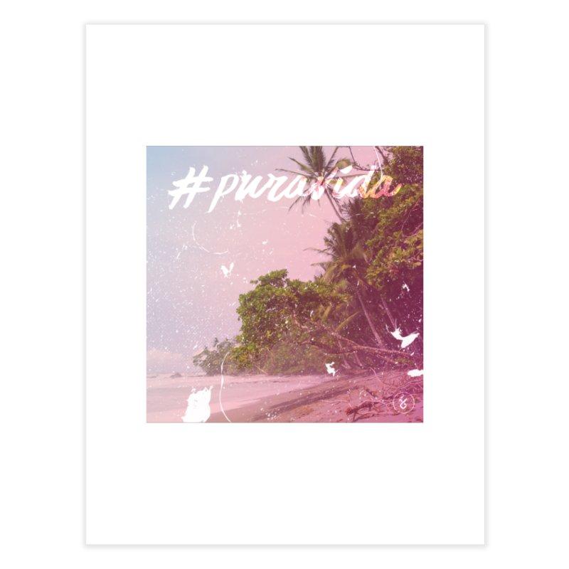 #puravida Home Fine Art Print by Studio S