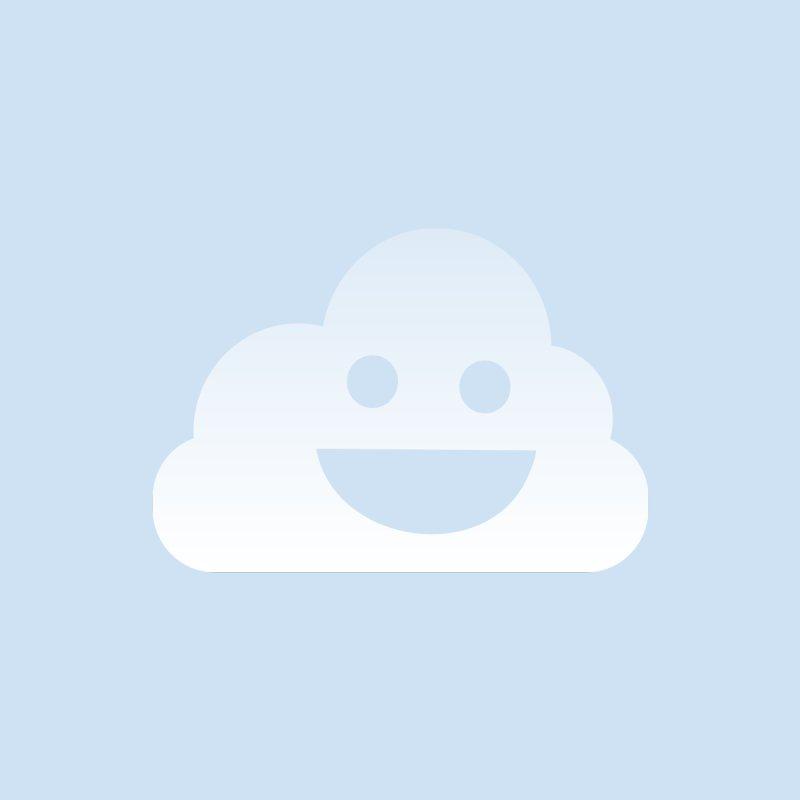Happy Cloud Kids T-Shirt by Studio S