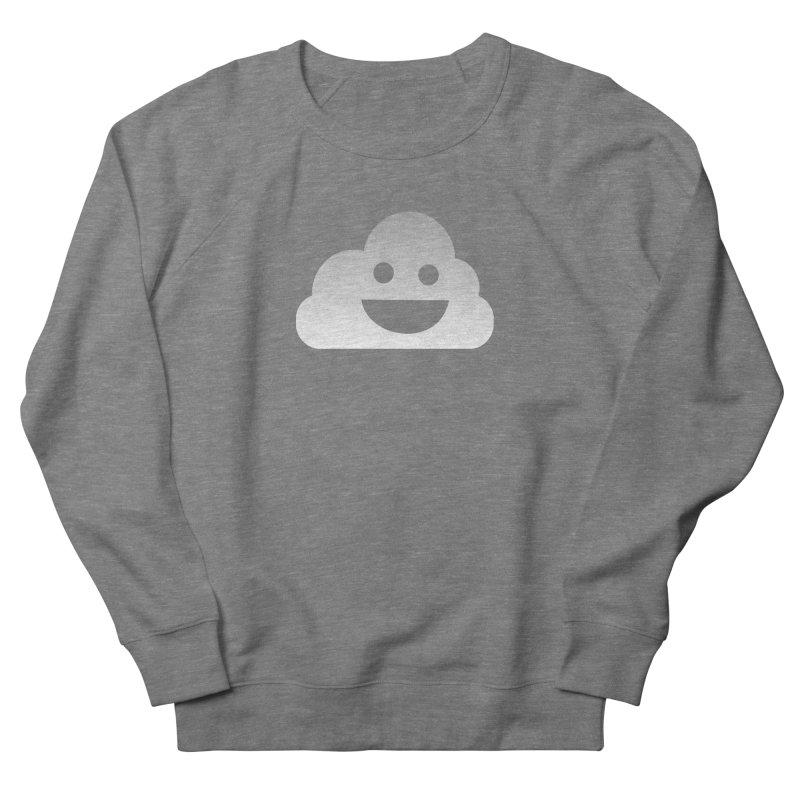 Happy Cloud Women's French Terry Sweatshirt by Studio S