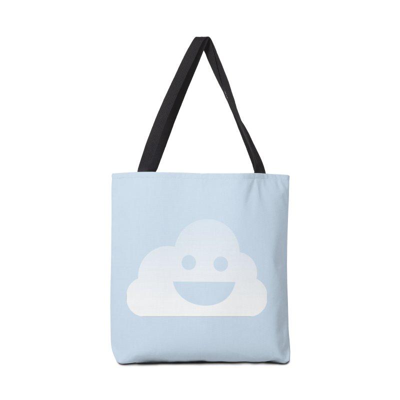 Happy Cloud Accessories Tote Bag Bag by Studio S
