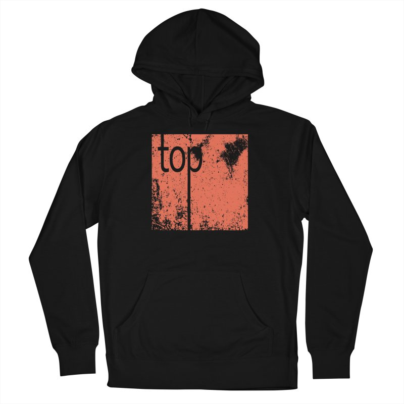 #top Men's French Terry Pullover Hoody by Studio S
